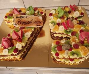 10 - Number cake 1